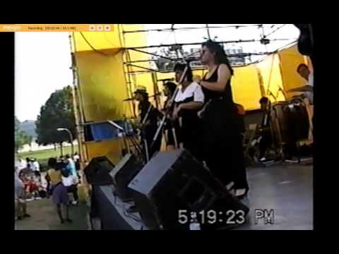 Guaracha Latin Dance Band June 18 1995 (song)  Semillas Del Ritmo PART ONE