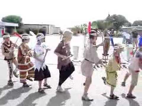 TAINO TEE Indianer Tanz DSEP