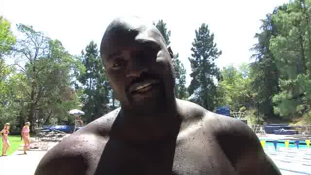 Marcellus Wiley on the SwimNetwork