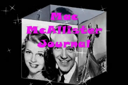 Mac McAllister Journal-Fred & Rita meet Capt. Mo Fo & Moneka