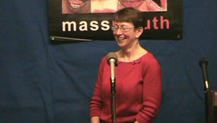 Boston Story Slam, 2-22-10, Joanne Piazzi SLAM WINNER