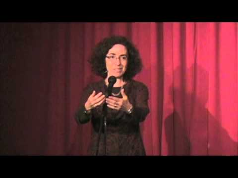 """feast and famine"" Cindy Rivka Marshall @Puppet Showplace Theater 11/15/12 massmouth storyslam"