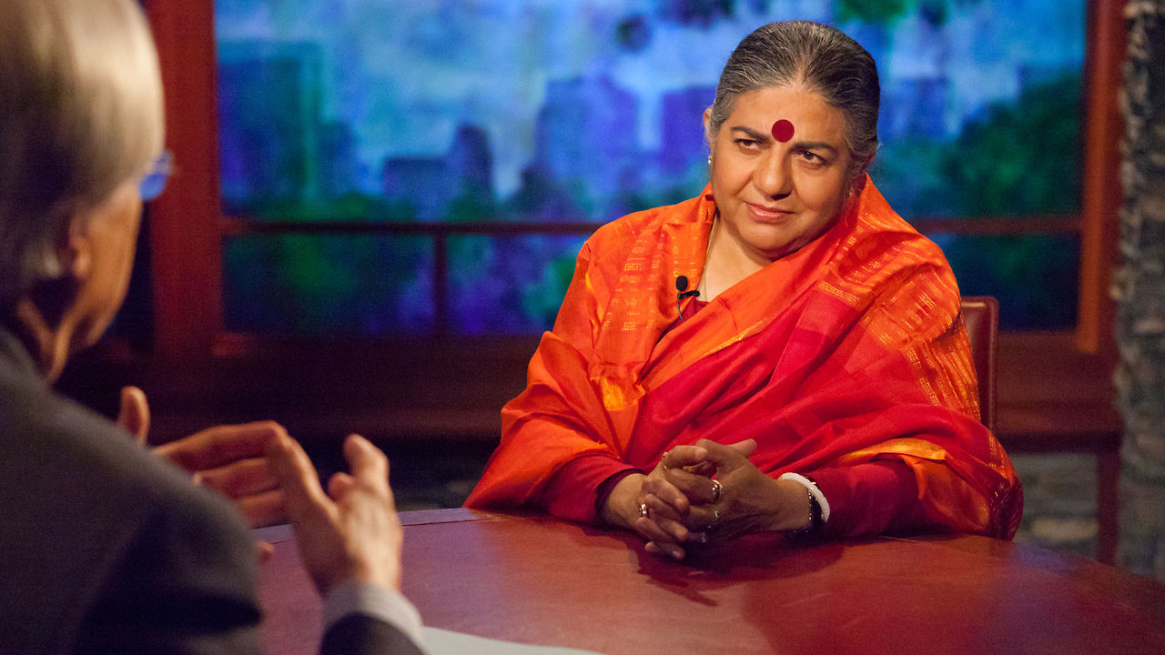 Vandana Shiva on the Problem with Genetically Modified Seeds