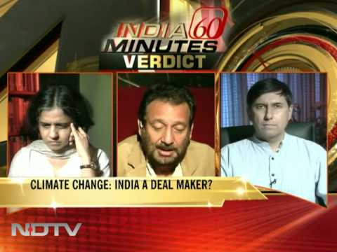 Climate Change- Can India be a Deal Maker?
