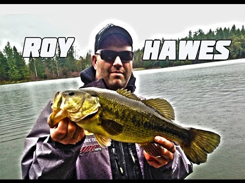 Winter Bassin' - Roy Hawes Jig Fishing Clinic - February in Washington State