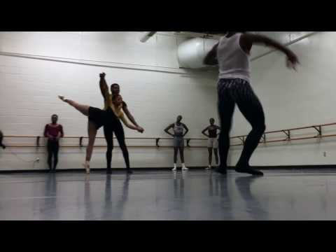 ASU BFA Dance Program: Purple Rain