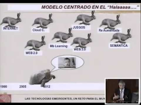 LAS TECNOLOGÍAS EMERGENTES UN RETO PARA EL MUNDO EDUCATIVO