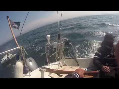 Sailing S/Y Bomtur Norway