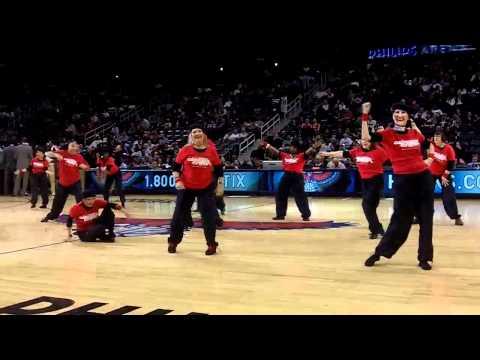 ATL Silver Classix Crew, Atlanta Hawks, Seniors Dance Team