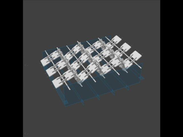 Variable Surface Simulation