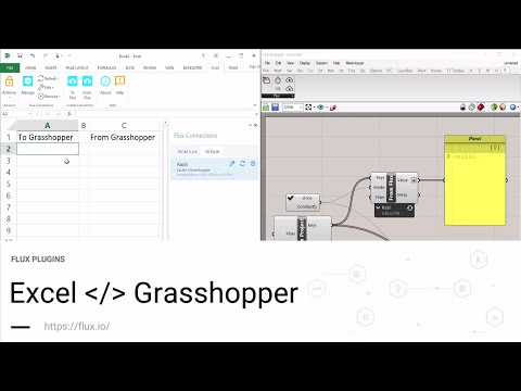 Excel to Grasshopper