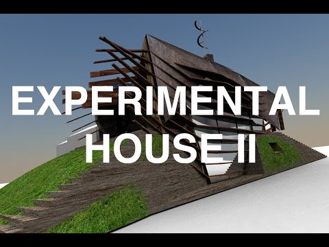 Experimental house II