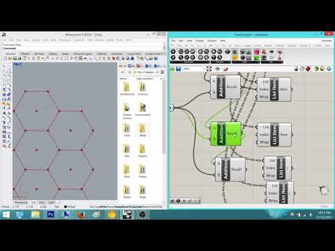 Grasshopper Tutorial Part 5a: Al Bahar Towers Responsive Facade