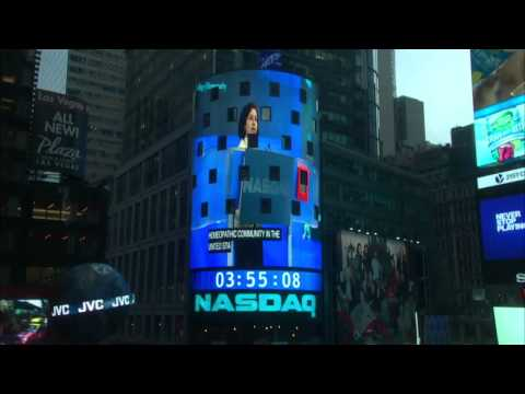 NCH at the NASDAQ Closing Bell Dec 30, 2013