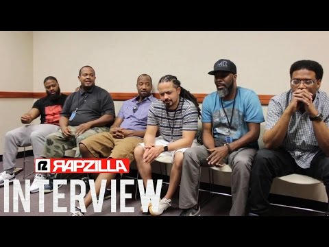 Cross Movement on the state of Christian hip hop and more