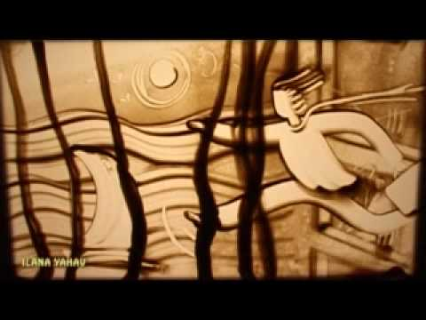 "Sand Art - ""One man's Dream 2010"" - SandFantasy"