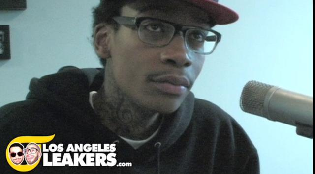 Video: Wiz Khalifa Interview w/ LA Leakers