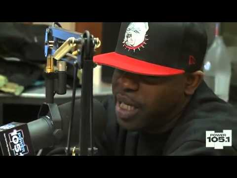 Interview With Uncle Murda At The Breakfast Club Power 105.1 [Part 2]