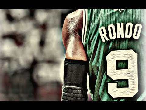Rajon Rondo 2012 Career Mix - Who Gon Stop Me? HD