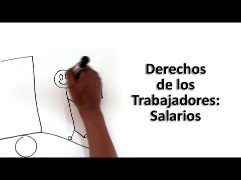 Derechos de los Trabajadores: Salarios