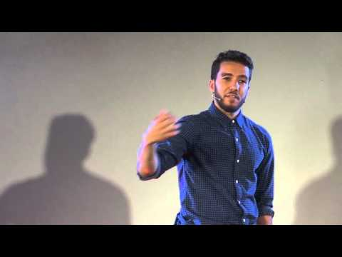 The Dance of Storytelling | Ish Ait Hamou | TEDxUBIWiltz