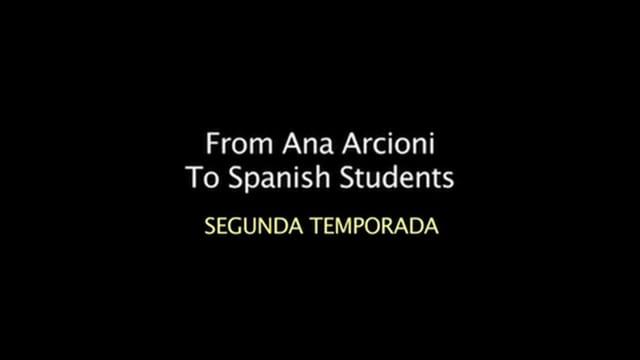Spanish Lessons2 - I Ojos que no ven...