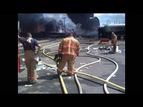 Bomberos de Puerto rico / Angeles al Rescate