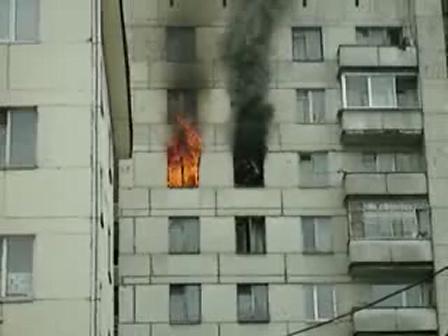 Increible rescate de Bombero atrapado en Rusia - La Hermandad de Bomberos