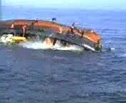 pesca y tragedia