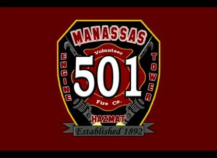 Bomberos y Buena Musica / Compañia de Bomberos Voluntarios de Manassas en Estados Unidos