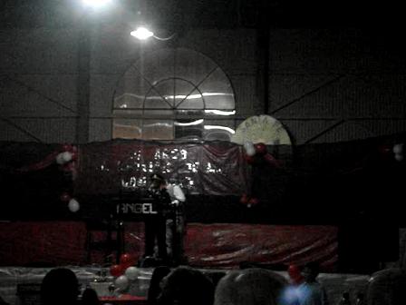 45º Aniversario de Bomberos Voluntarios de Firmat / Santa Fe en Argentina