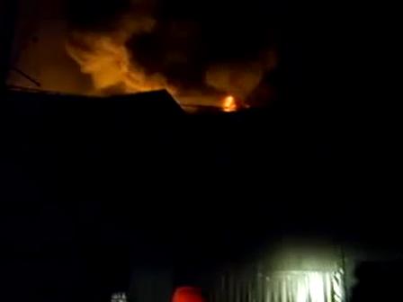 INCENDIO GUAYABAL / COLOMBIA / Video Destacado de La Hermandad de Bomberos