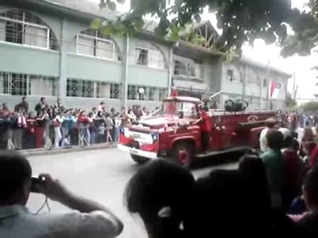 DESFILE, ANIVERSARIO DE MOLINA - CHILE / Video Destacado de La Hermandad de Bomberos