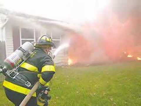 'Moment of Truth' Firefighter Photo Video Tribute
