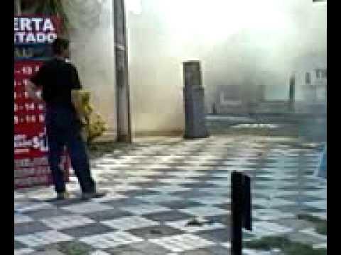 27 de enero de 2011 / Incendio de Vehiculo / cordoba