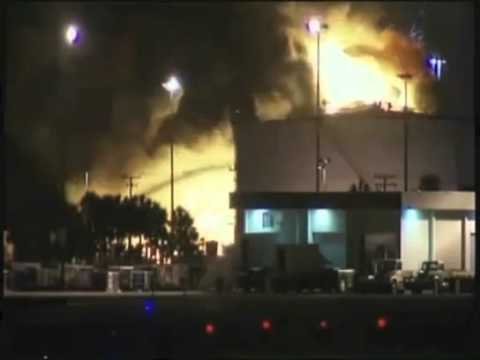 Incendio en Miami 2