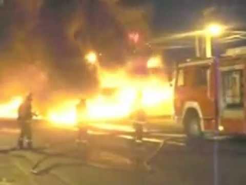 Incendio en gasolinera de Santiago de Cuba / Cuba / Vídeo Destacado de La Hermandad de Bomberos