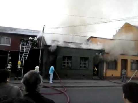 Incendio Rodrigues/Salas 27 OCT 2012