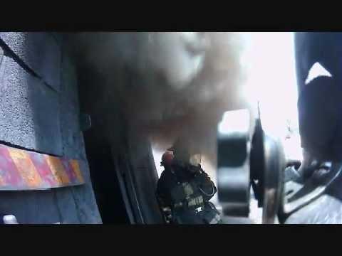HELMET CAM / ANB ACADEMIA NACIONAL DE BOMBEROS DE CHILE / Vídeo Destacado de La Hermandad de Bomberos