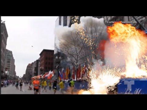EXPLOSIÓN EN MARATÓN DE BOSTON, ATENTADO TERRORISTA / ESTADOS UNIDOS
