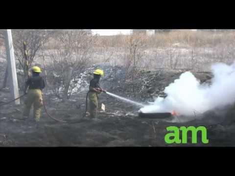 Incendios en Pastizales