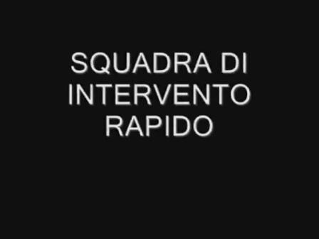"""VIGILI DEL FUOGO - R.I.T. """"LA SQUADRA DI INTERVENTO RAPIDO"""""""