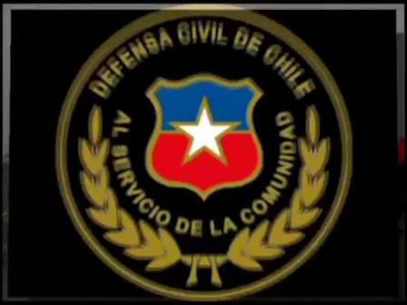 CAPACITACIÓN DE DEFENSA CIVIL DE CHILE
