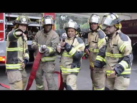 """MERENGLASS  """"LLEGÓ EL BOMBERO"""" Video Clip Oficial Full HD"""