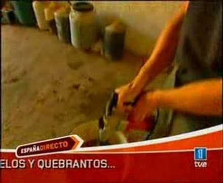 ...TVE España directo ecocombustible Francisco Angulo...