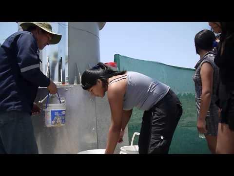 ...IngeniO en acciOn: Panel que produce agua del aire - UTEC...