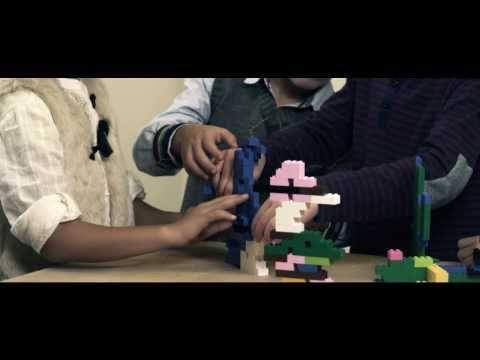 LEGO® Blind Art Project
