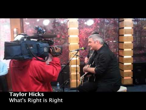 Riding Shotgun with Taylor Hicks: Talk of Alabama