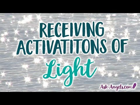 Receiving Activations of Light ~ Simple Ascension Meditation Process