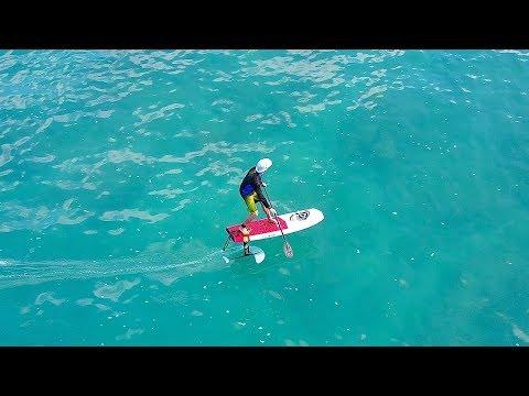 Blue Planet Surf - SUP Foil R&D